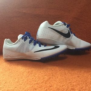 Sprinting spikes size 7 womens